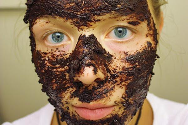 Как сделать маску лица из кофе